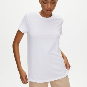 The Group by Babaton Lagarde Tee in White
